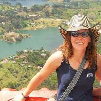 Travel operator Nathalie Clavel
