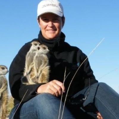Travel specialist Christine Thirion