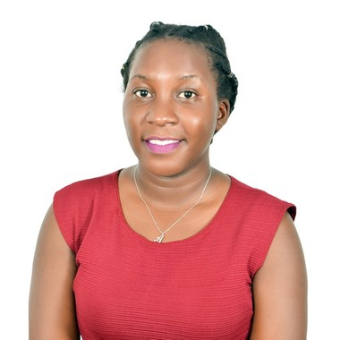 Travel specialist Agnes Mirembe