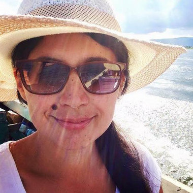Travel operator Natalie da Silva Lima