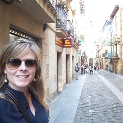 Travel specialist Emily Matthews