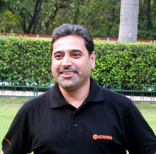 Profile photo for Ravi Tickoo