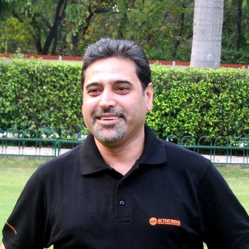 Travel operator Ravi Tickoo