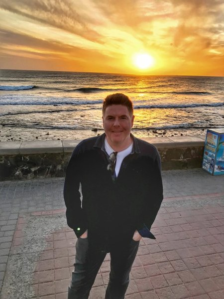 Profile photo for Garreth Cooke