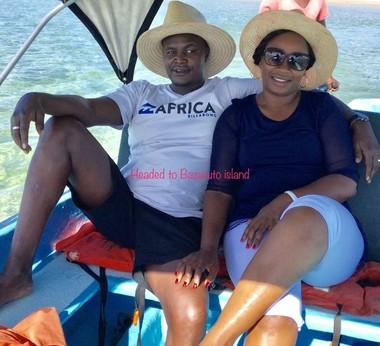 Travel specialist Stella Kariuki