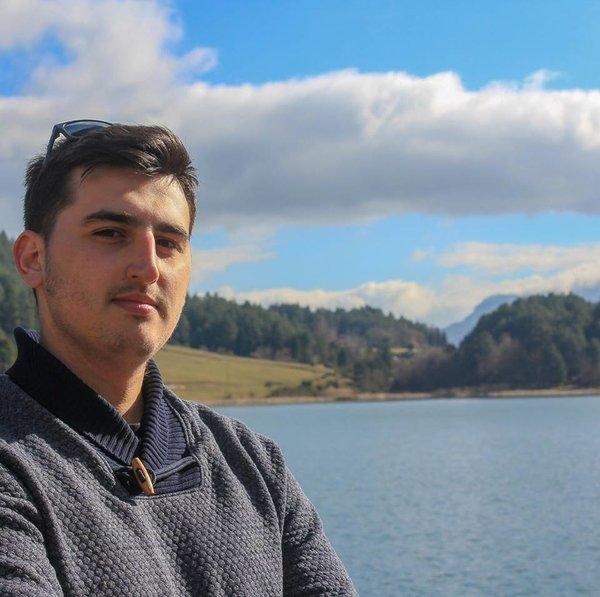 Profile photo for Panos Sparangis