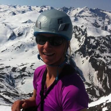Travel specialist Emily Bakker
