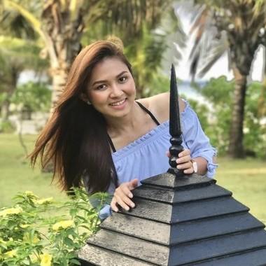Travel specialist Su Shwe Yee Aung