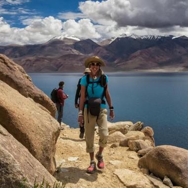 Travel specialist Kim Bannister