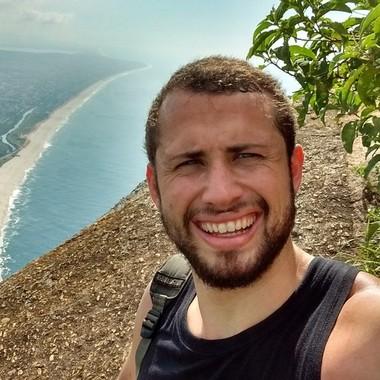 Travel specialist Ryan Marques Buckley