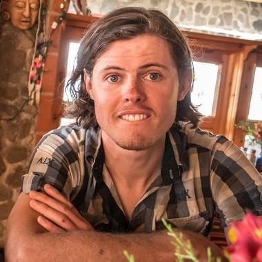 Travel specialist Brendan James
