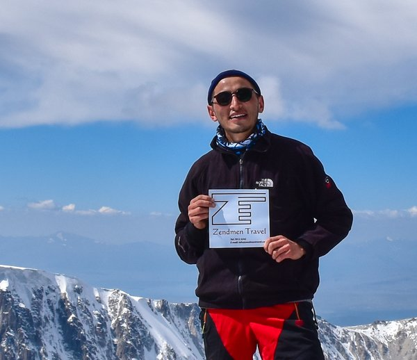 Profile photo for Lkhagvasuren Munkhbat
