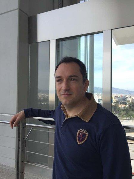 Profile photo for Tasos Mylonas