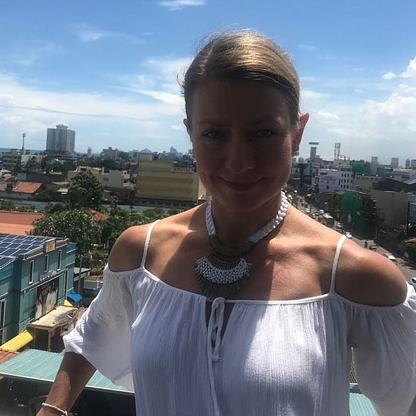 Profile photo for Amice van der Burg