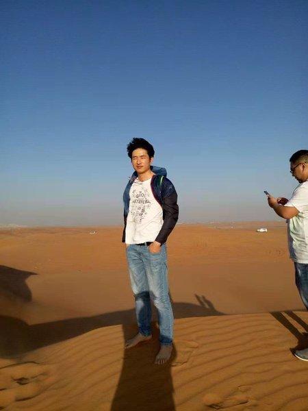 Profile photo for Daniel Hao