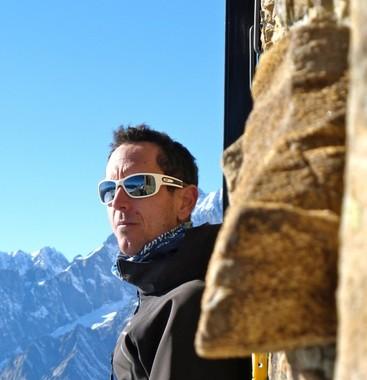 Travel specialist Olivier LEVASSEUR