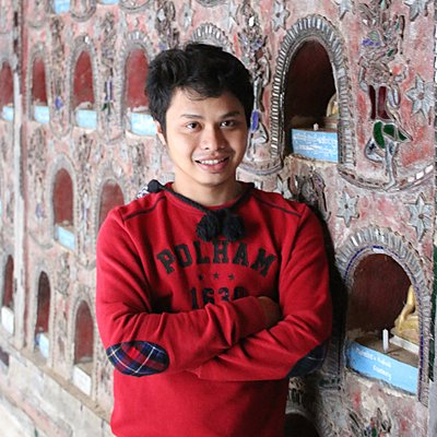 Travel specialist Simon Wai Lin