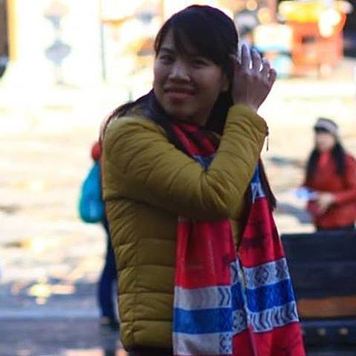 Travel specialist Huyen Nghiem
