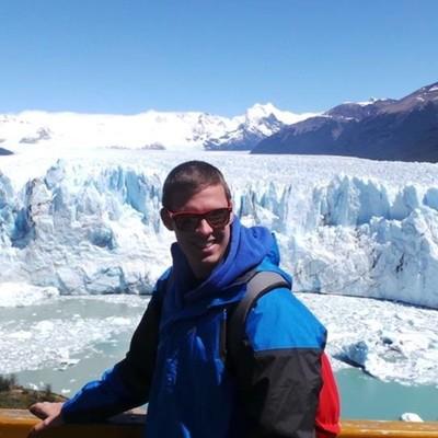 Travel specialist Sergio Gigante