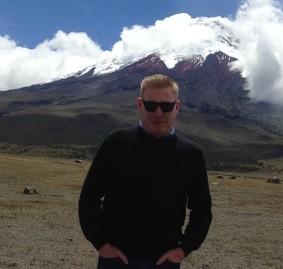 Travel specialist Hugh Yarbrough