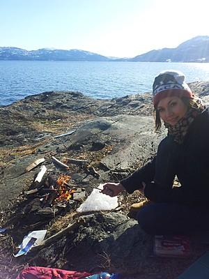 Travel specialist Vilde Brecke