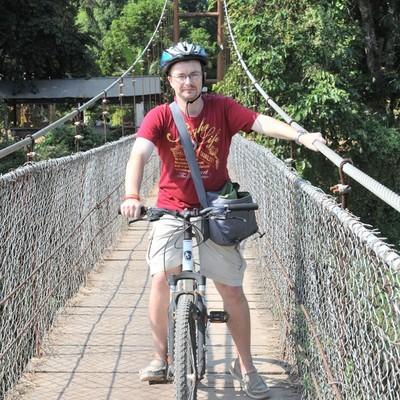 Travel specialist Steve Lidgey
