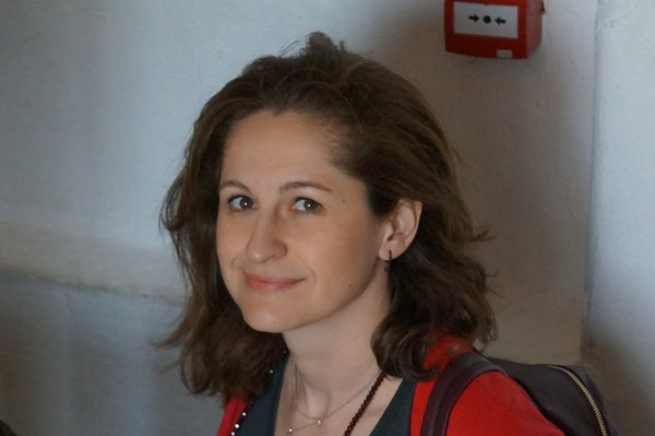 Profile photo for Zeta Kourafa