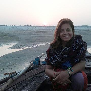 Travel operator Angela Manrique