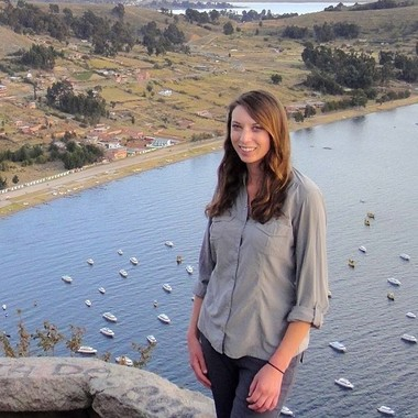 Travel specialist Deborah Hayman