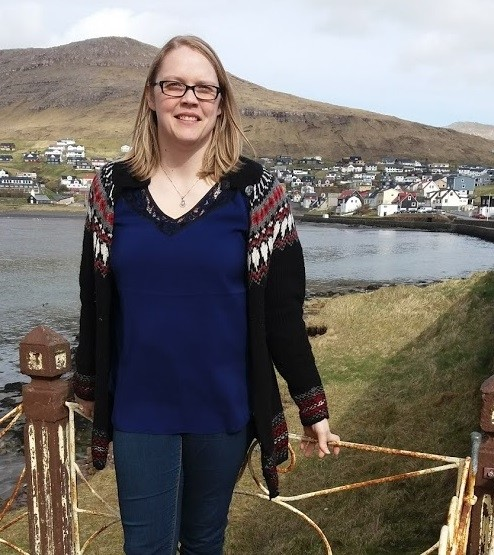 Profile photo for Sveindis María Sveinsdóttir