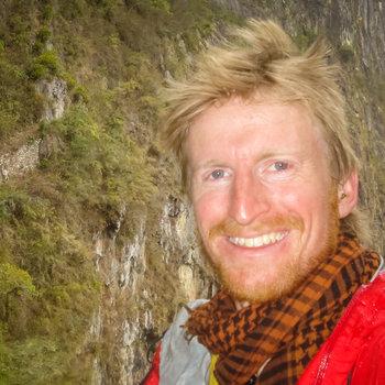Travel operator Steve Wilson
