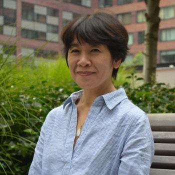 Travel operator Kishiko Shimizu