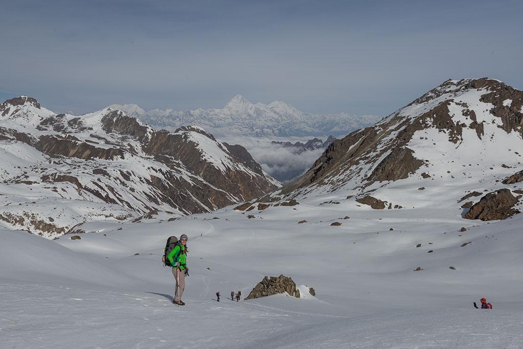 Lumba Sumba Trek, Nepal