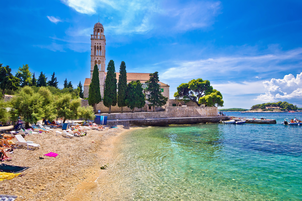 Beaches In Hvar