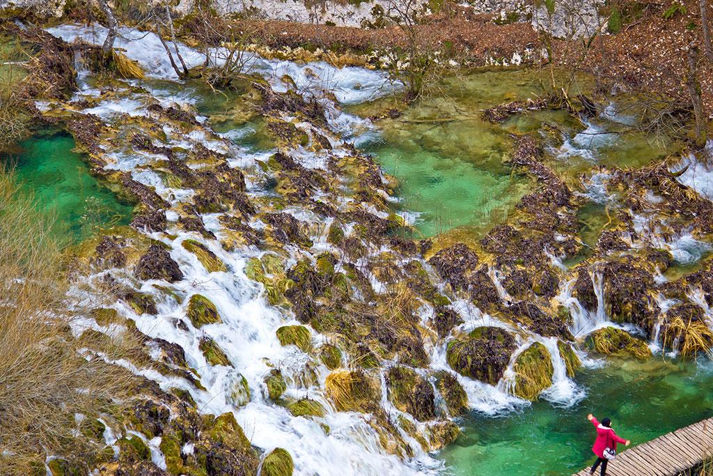 Unique Ways to Experience Plitvice Lakes National Park  kimkim