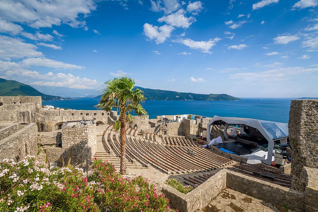 Fortress amphitheater, Kula
