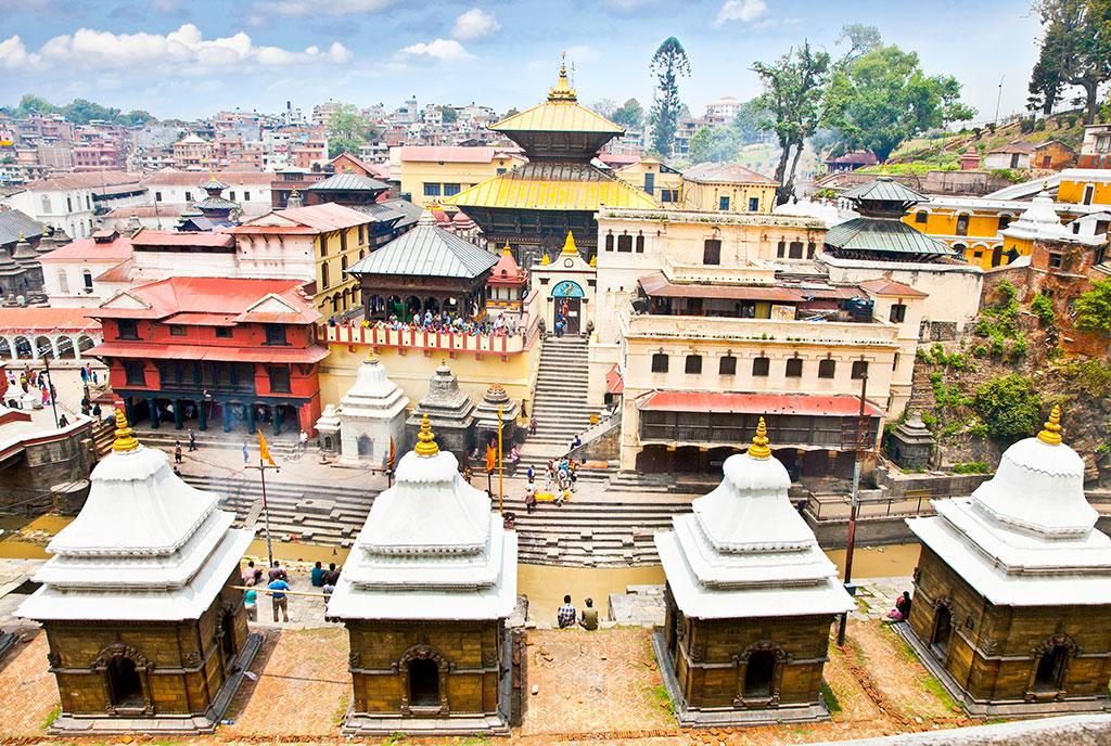 Pashupatinath, Kathmamdu