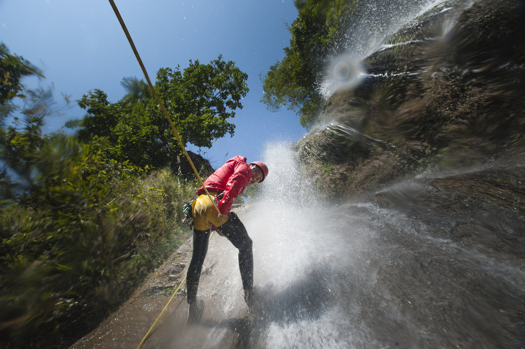 The Last Resort Canyoning