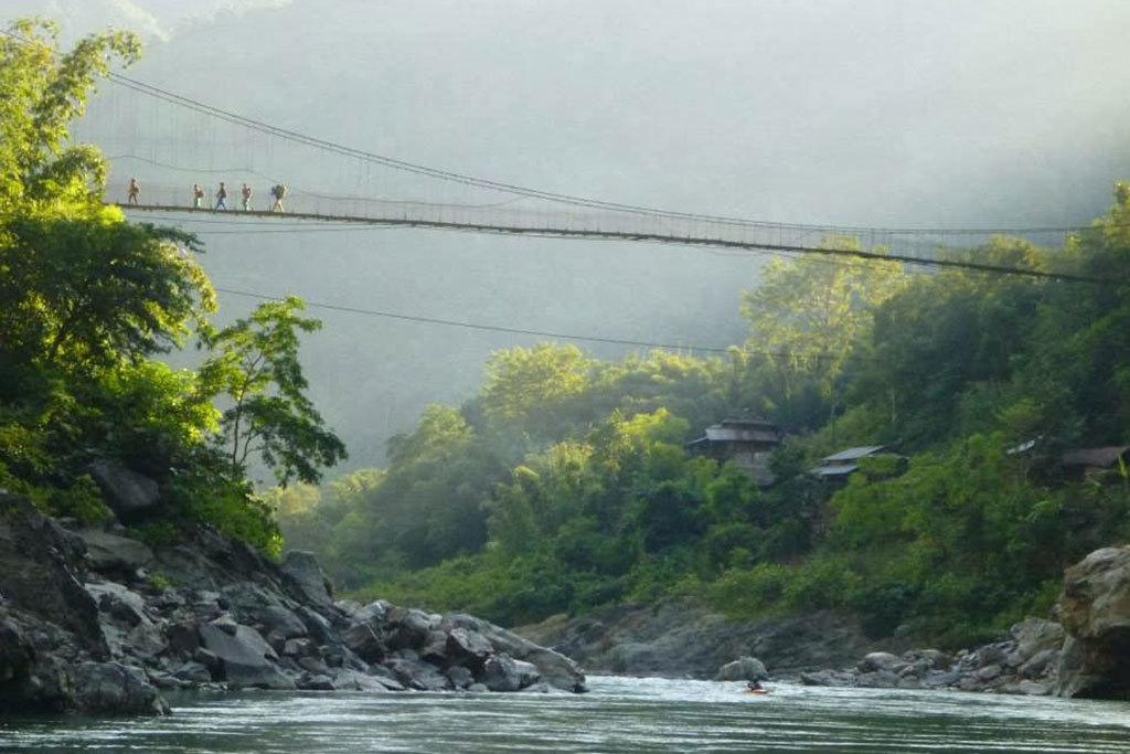 Tamur River