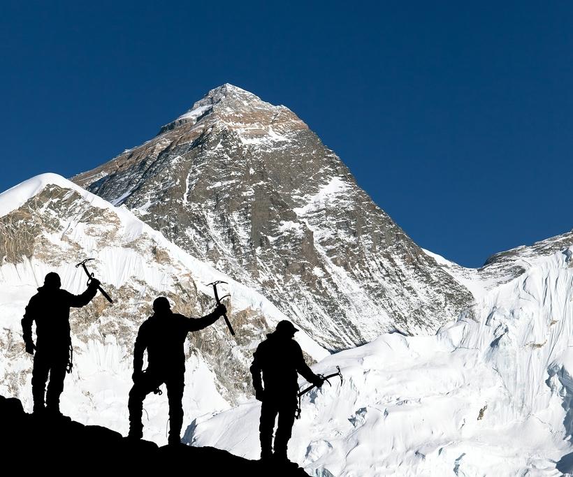 Everest view from Kala Patthar