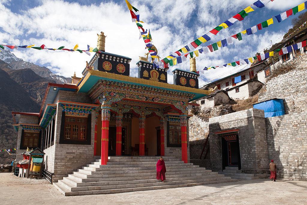 Thamo monastery
