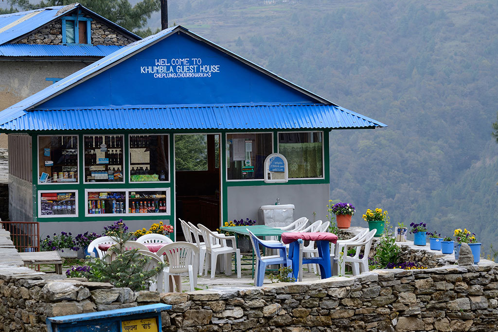 Teahouses in Nepal