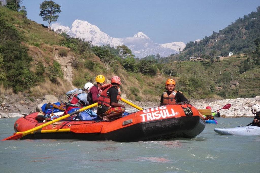 Kali Gandaki River