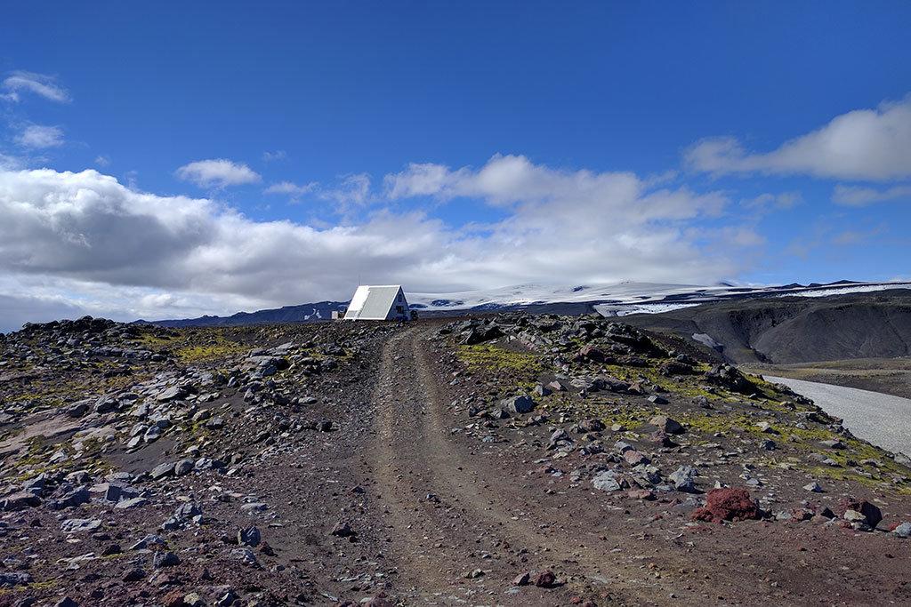 Fimmvörðuháls Mountain Hut