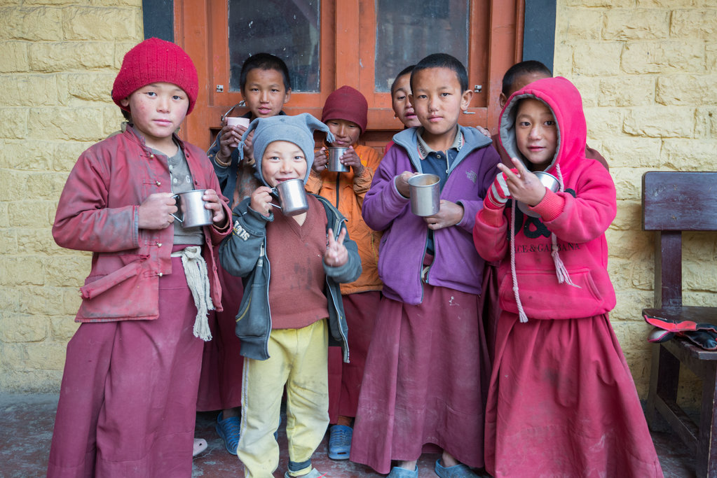 Children of Mustang