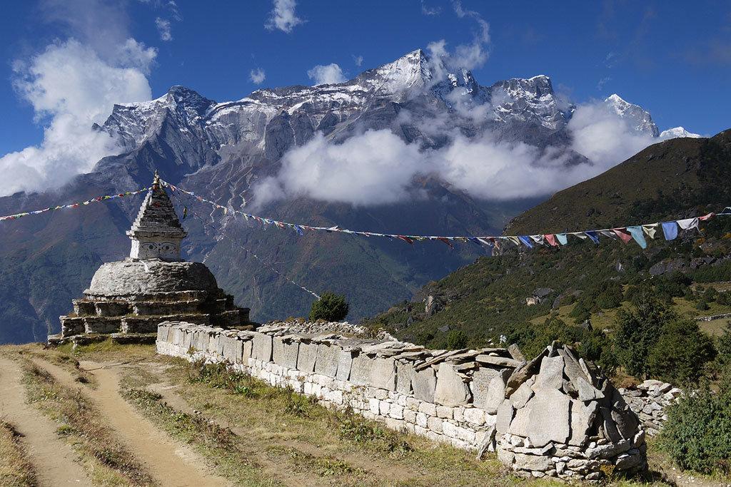 Chorten, Khumjung