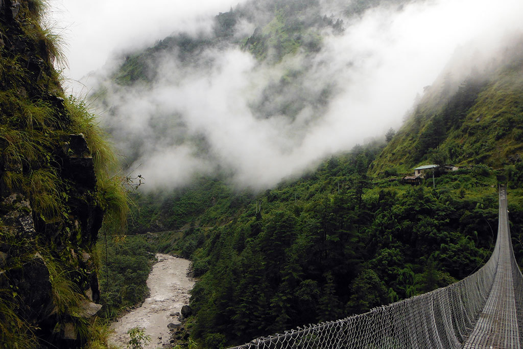 Summer in Nepal