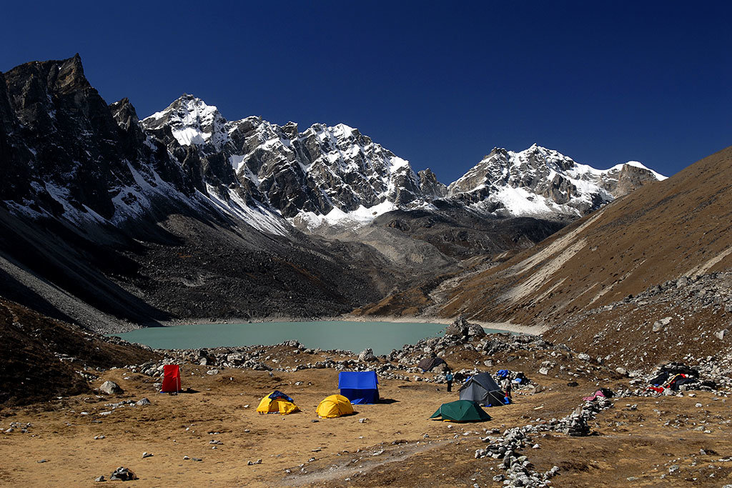 Gokyo lake five