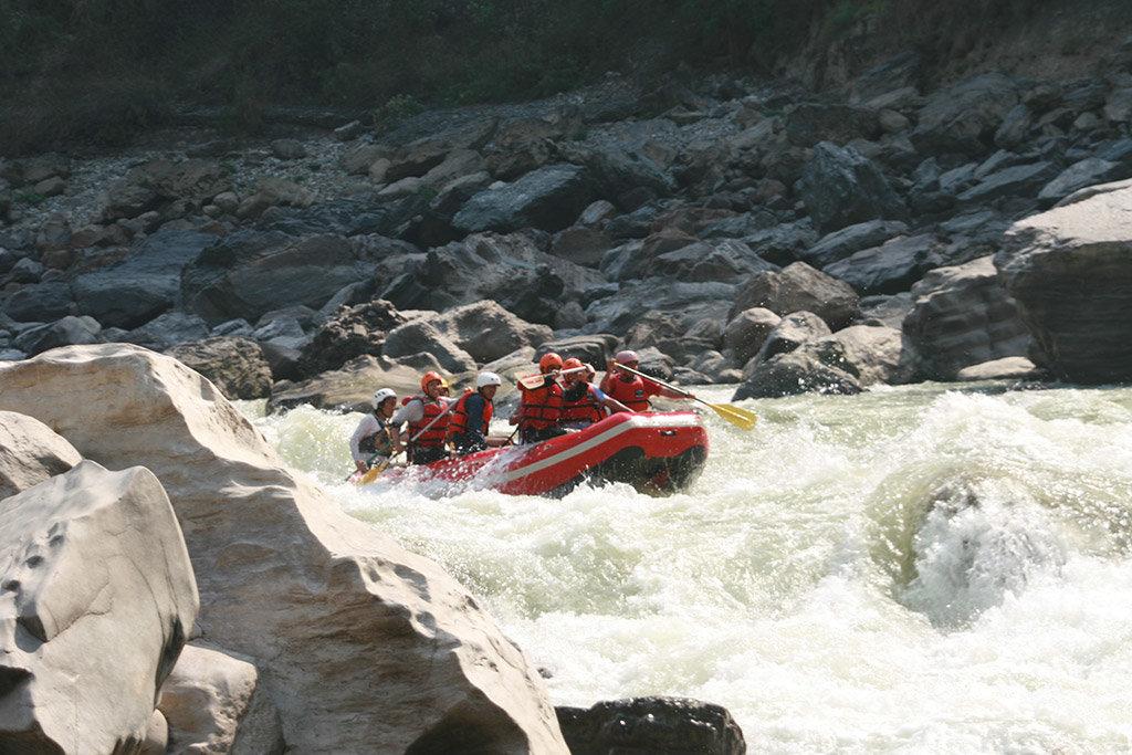 Trisule rapids