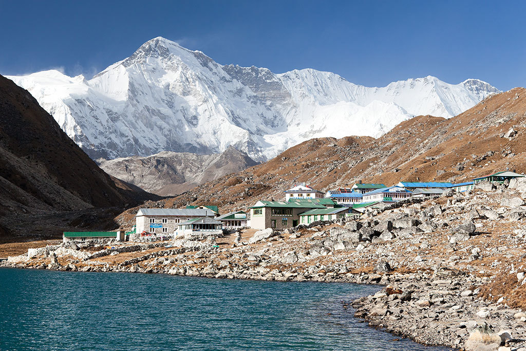 Gokyo Lake and Village